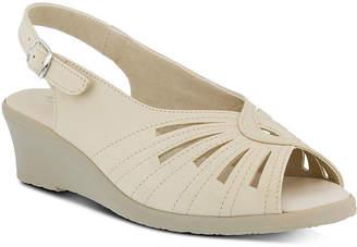 Spring Step Gail Slingback Wedge Sandals