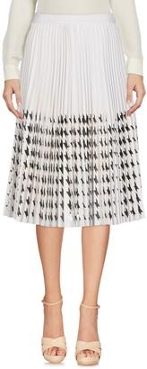 MSGM 3/4 length skirts