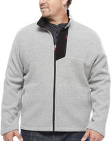 Izod Performx Shaker Fleece Jacket