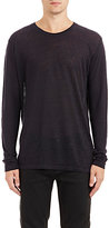 IRO Men's Colorblocked Kraviz Long-Sleeve T-Shirt-Navy Size Xs