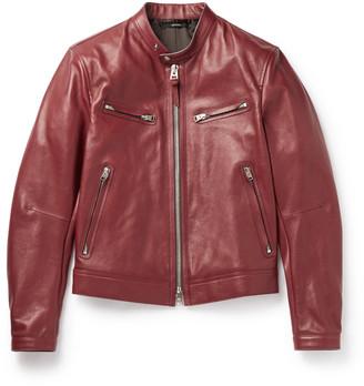 Tom Ford Slim-Fit Leather Jacket