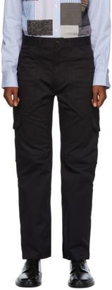 Junya Watanabe Navy Chino Cargo Pants