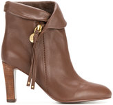 See by Chloe folded ankle boots