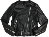 Diesel Faux Leather Jacket