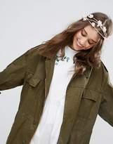 Asos Summer Lily Vine Hair Wrap