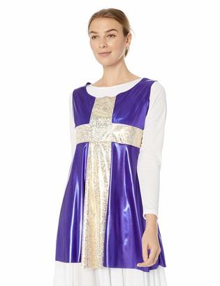 Clementine Praise & Liturgical Women's CLP-BW-545-SLEEVLESS Tunic