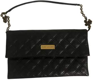 Marc Jacobs Single Black Leather Clutch bags