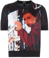 Undercover Reversible printed sweater