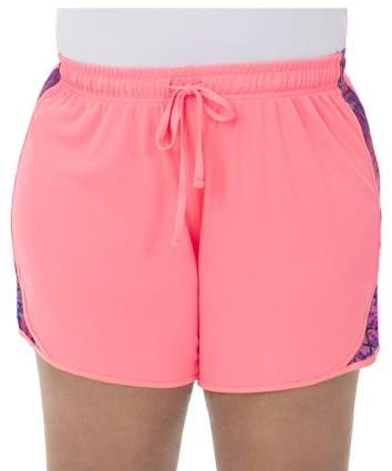 Fit for me by Women`s Plus-Size Mesh Short