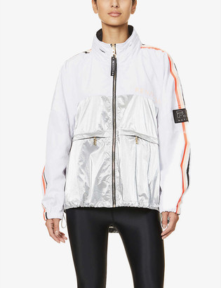 P.E Nation Side Runner shell jacket