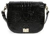 Brahmin 'Sonny' Crossbody Bag - Black