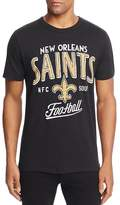 Junk Food Clothing Saints Kickoff Crewneck Short Sleeve Tee