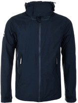 Superdry Hooded Cliff Hiker Jacket Navy