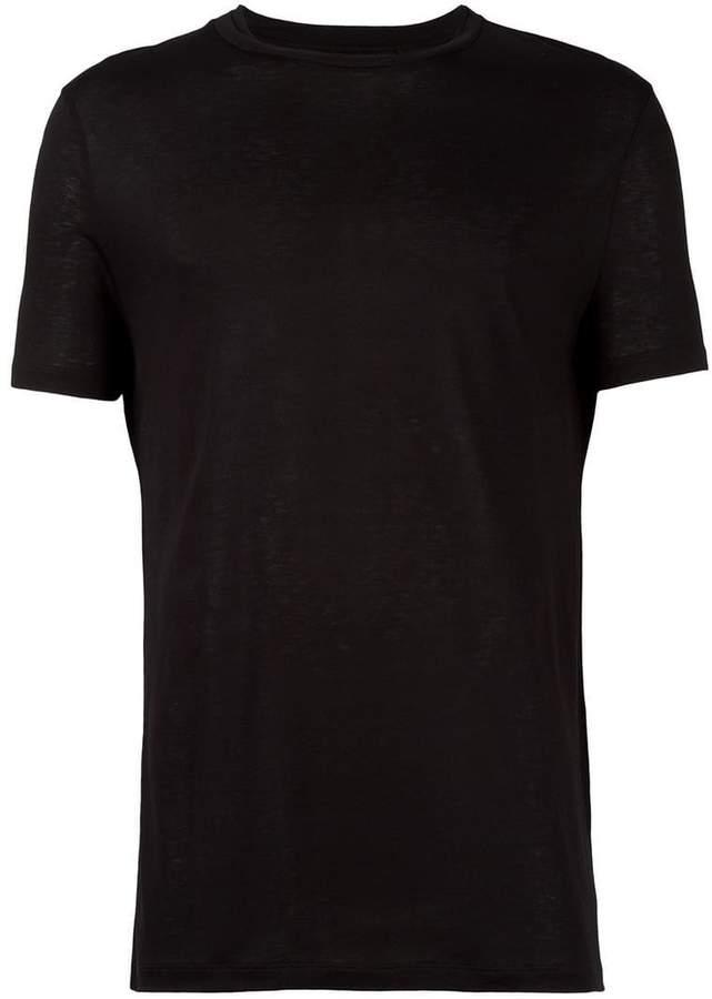 Neil Barrett slub knit T-shirt