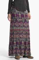 Free People 'Sahaying' Print Maxi Skirt