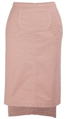 N°21 Cotton pencil skirt