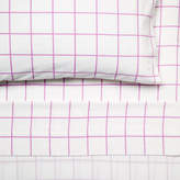 Hiccups Pink Blanky Flannelette Sheet Set
