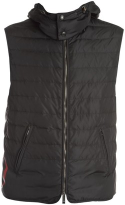 Valentino Logo Puffer Vest
