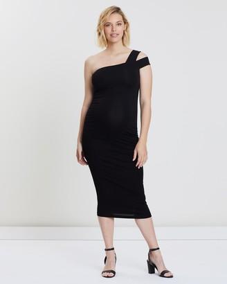 Isabella Oliver Brunswick Maternity Dress