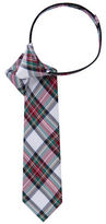 Lord & Taylor Boys 2-7 Tartan Silk Pre-Tied Tie