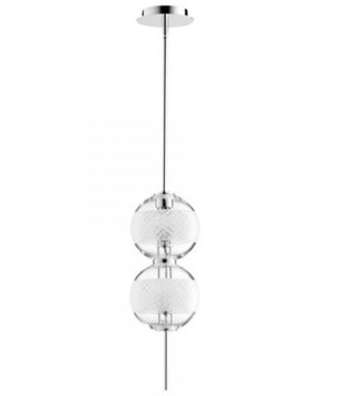 Cyan Design Luciani 3 Light Candle Style Empire Chandelier With Crystal Accents Shopstyle