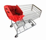 2 Red Hens Studio Shopping Cart Cover
