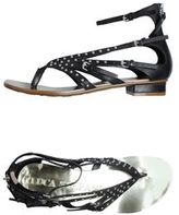 Luca Stefani High-heeled sandals