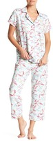 BedHead Candy Short Sleeve PJ 2-Piece Set