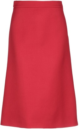 Prada 3/4 length skirts