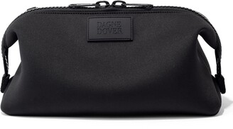 Dagne Dover Extra Large Hunter Neoprene Toiletry Bag
