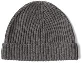 Frank & Oak Wool Beanie in Grey