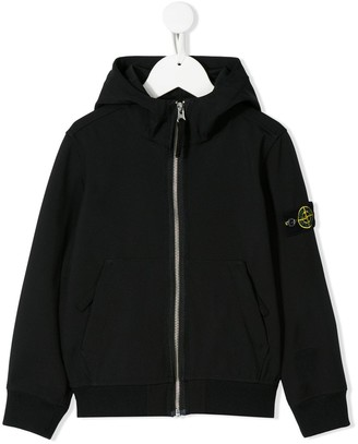 Stone Island Junior Soft Shell-R jacket