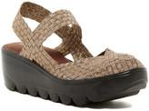 Bernie Mev. Face Wave Platform Sandal
