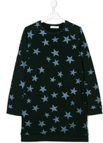 Stella McCartney Leona star print dress