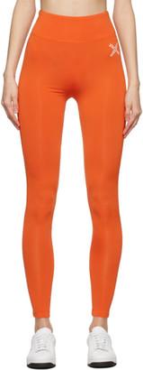 Kenzo Orange Sport Little X Leggings