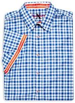 Robert Graham Big & Tall Cotton Printed Sportshirt
