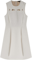 Tibi Sleeveless Dress With Cut-out Top