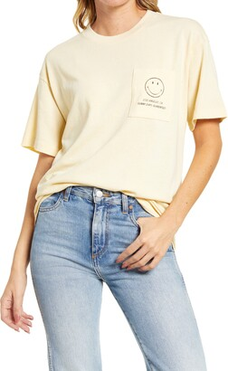 Desert Dreamer Ray of Sunshine Recycled Graphic Tee