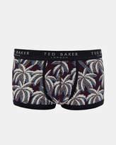 Ted Baker Palm print cotton boxer shorts