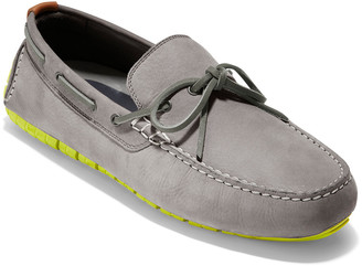 Cole Haan Zerogrand Leather Driver