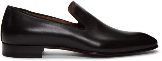 ff4366ad4cc Black Dandelion Flat Loafers