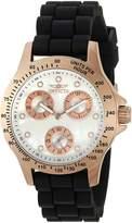 Invicta Women's 21986 Speedway Analog Display Quartz Black Watch