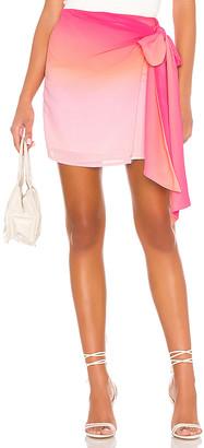 Lovers + Friends Marci Mini Skirt