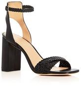 Pour La Victoire Parma Ankle Strap High Heel Sandals