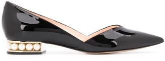 Nicholas Kirkwood CASATI D'Orsay ballerina shoes 25mm