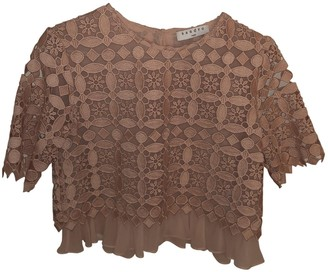 Sandro Pink Top for Women