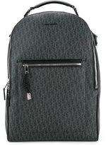 Christian Dior logo printed backpack