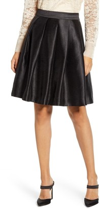 Rachel Parcell Full Twill Skirt