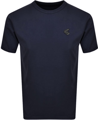 Vivienne Westwood Small Orb T Shirt Navy