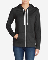 Eddie Bauer Women's Signature Fleece Full-Zip Hoodie